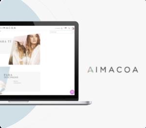 Consultoría para la implementación de su canal de ventas en www.aimacoa.com.  Posteriormente se llevó a cabo implementación de la tienda virtual.