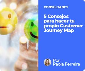 5 Consejos para hacer tu propio Customer Journey Map